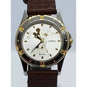 Vintage Disney Mickey Mouse Womens Watch